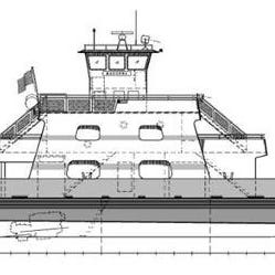 Washington Island Ferry to get new boat, The Madonna, from Fincantieri Bay Shipbuilding