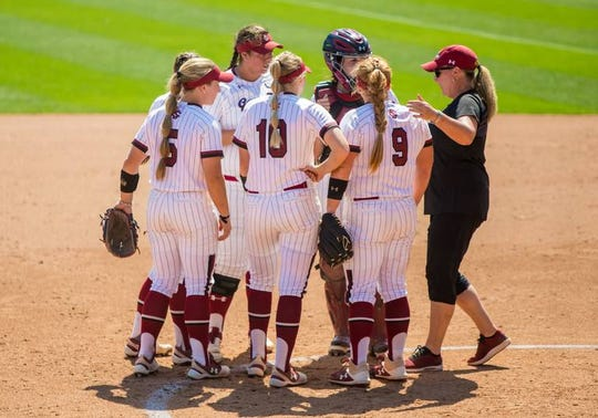 South Carolina under head coach Beverly Smith has played in the Tallahassee Regional four times. J