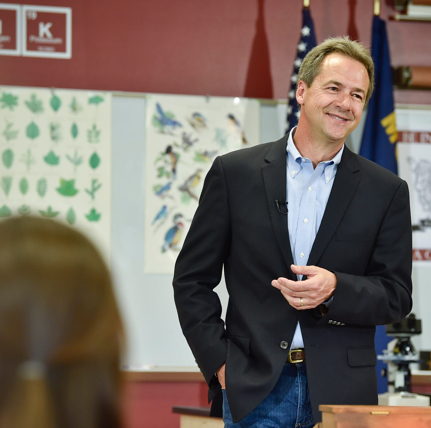 Steve Bullock joins 2020 Democratic presidential field
