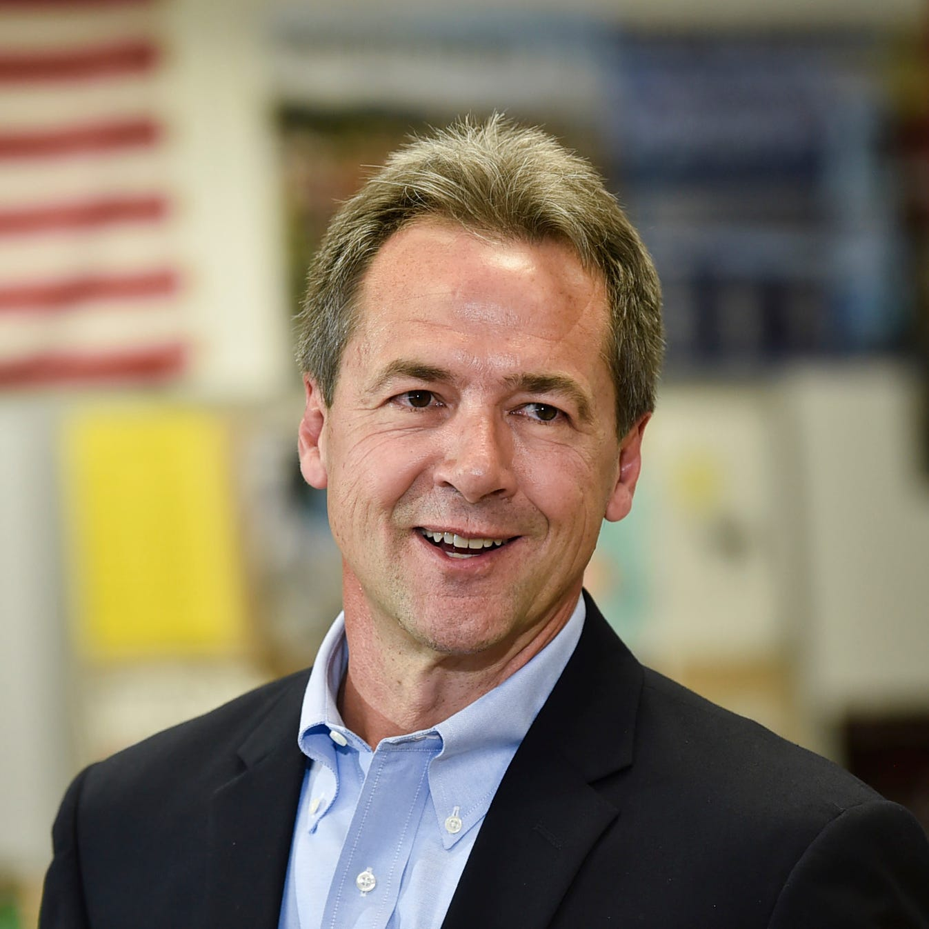 Steve Bullock, in his first Iowa visit as a presidential candidate, will have the support of AG Tom Miller