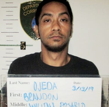Guam Police: Death of Branden Ojeda, 38, ruled a suicide