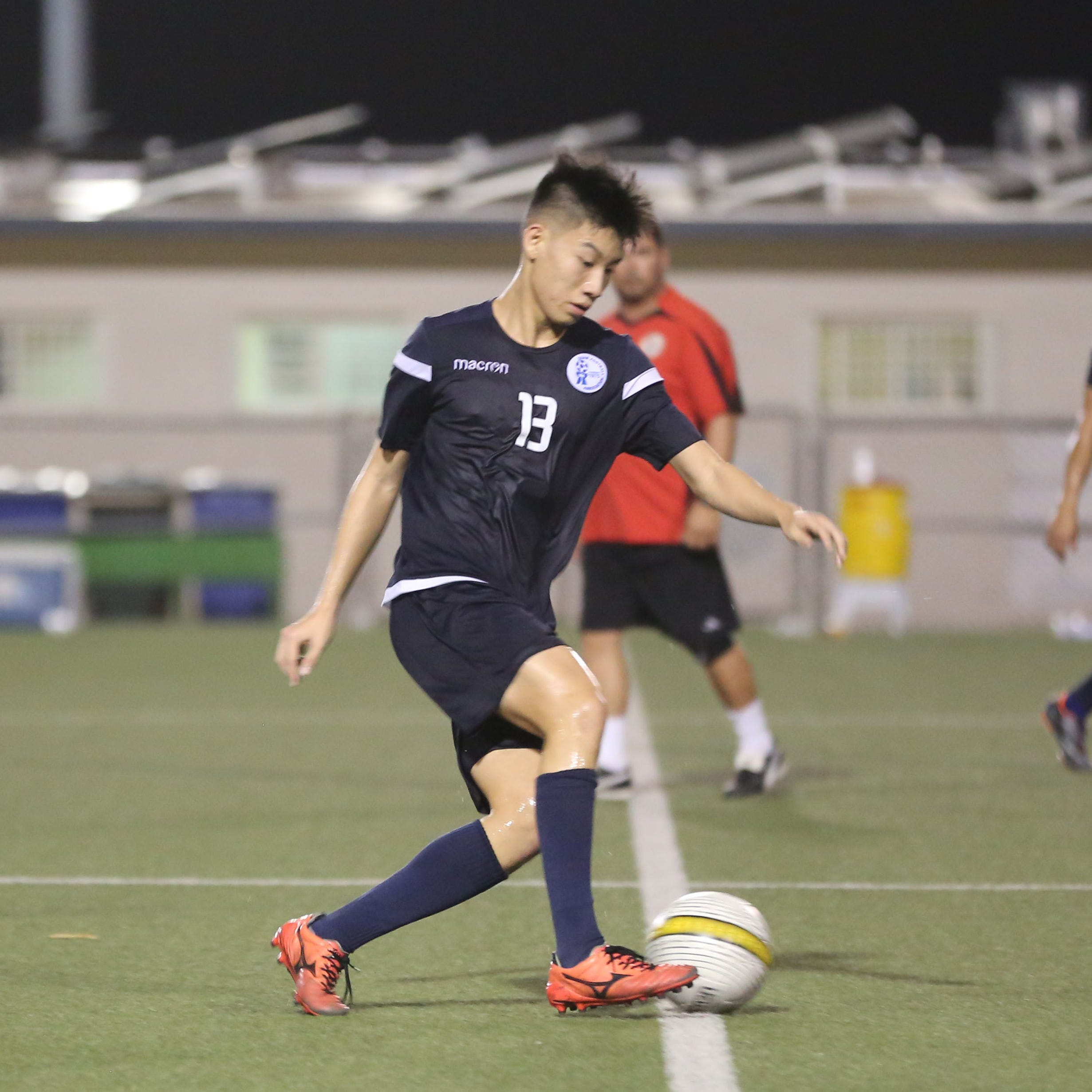 Teen called up to play for Matao
