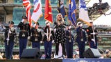 """Three-time Grammy Award winner Kelly Clarkson will sing """"The Star-Spangled Banner"""" before the Indianapolis 500 on May 26."""