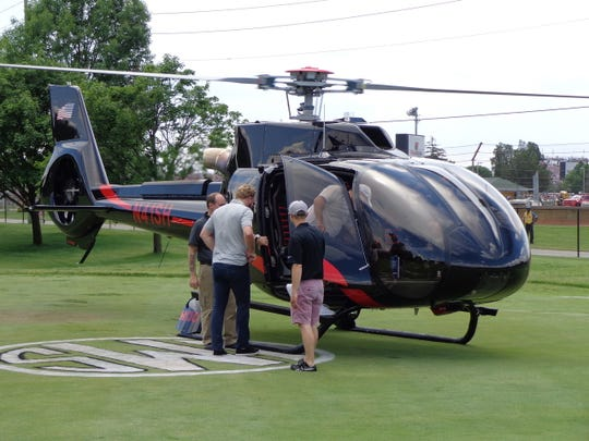 Sweet Helicopters is offering Indy 500 flights to the public in and out of Indianapolis Motor Speedway on race day for the first time in 2019.