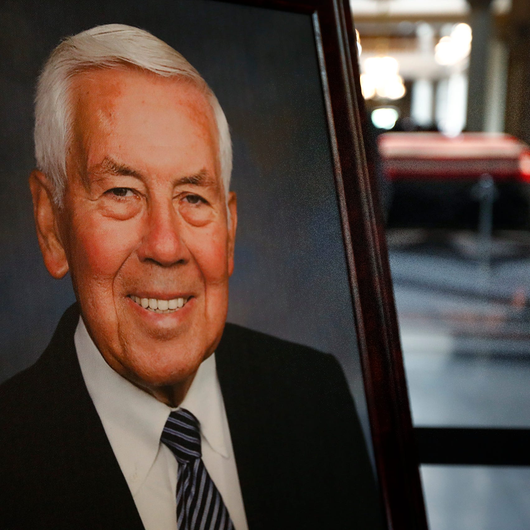 Richard Lugar funeral: Street closures, traffic delays and procession route