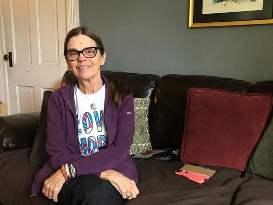 Kathy Carlson sits in her Franklin home that she has lived in for 40 years, which is just down the street from a site that has been contaminated with cancer-causing chemicals for decades. She said she has never been contacted by the EPA to share any information about the potential health risks.