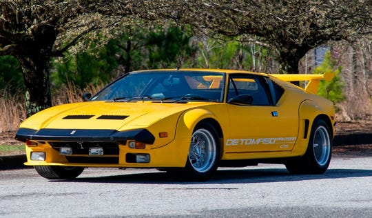 All I need is this Pantera, the open road, a neon windbreaker and a dope Synthwave playlist.