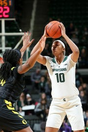 Mississippi State landed former Michigan State forward Sidney Cooks in the transfer market. Cooks will have to sit out one season due to NCAA transfer rules.