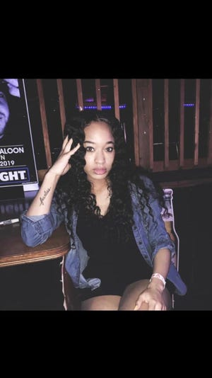 """DeCora Alexander, 20, was found dead in Union City Saturday in an apparent homicide. Her sister Leshia Taylor describes her as an """"angel"""" and someone who wanted to keep the peace."""