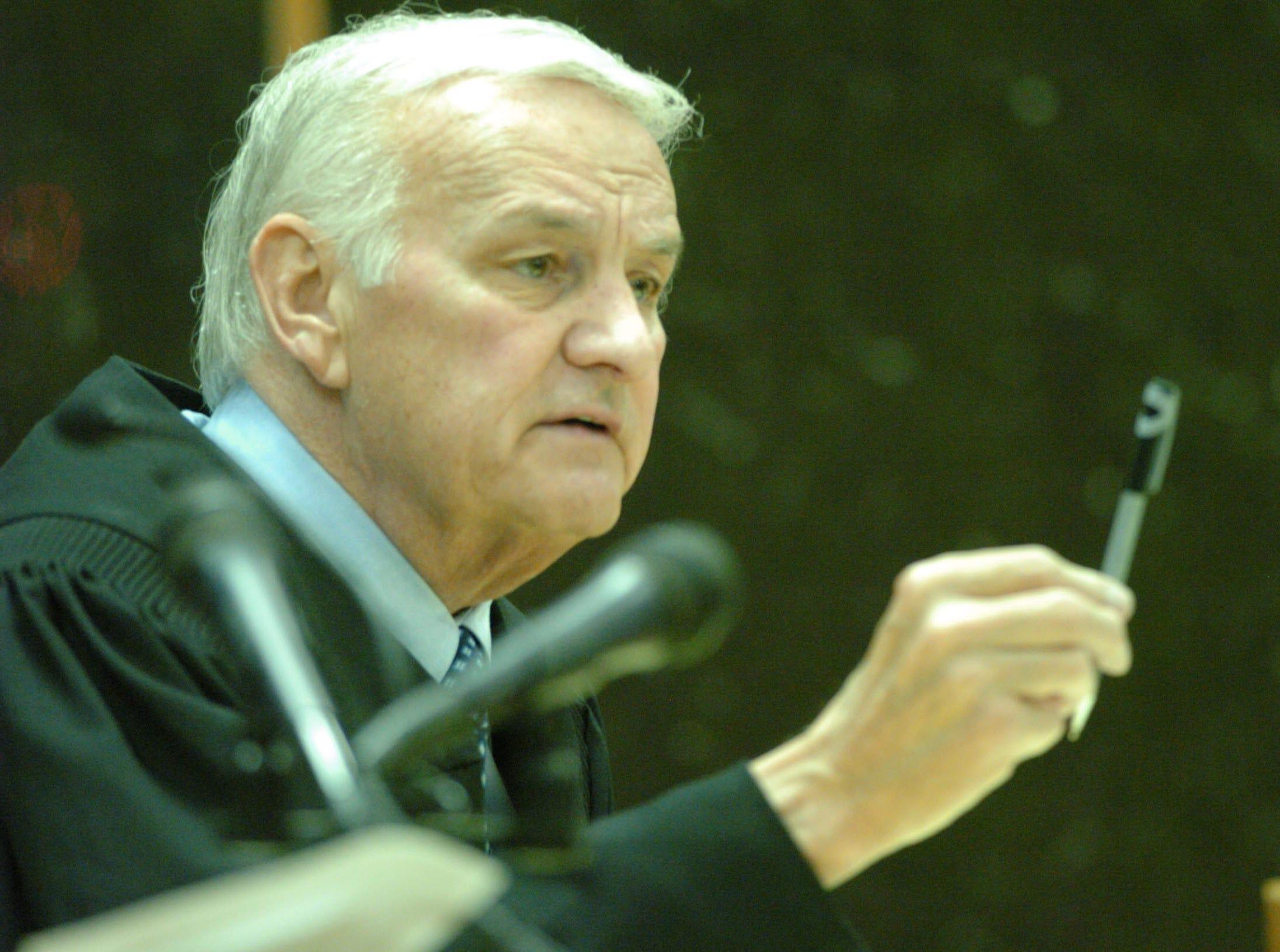 "Anderson County Judge James B. ""Buddy"" Scott. 2005"