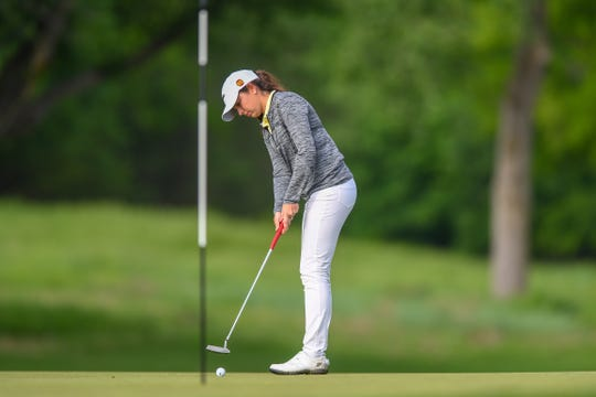 Purdue junior Micaela Farah leads the Boilermakers into the NCAA Championships