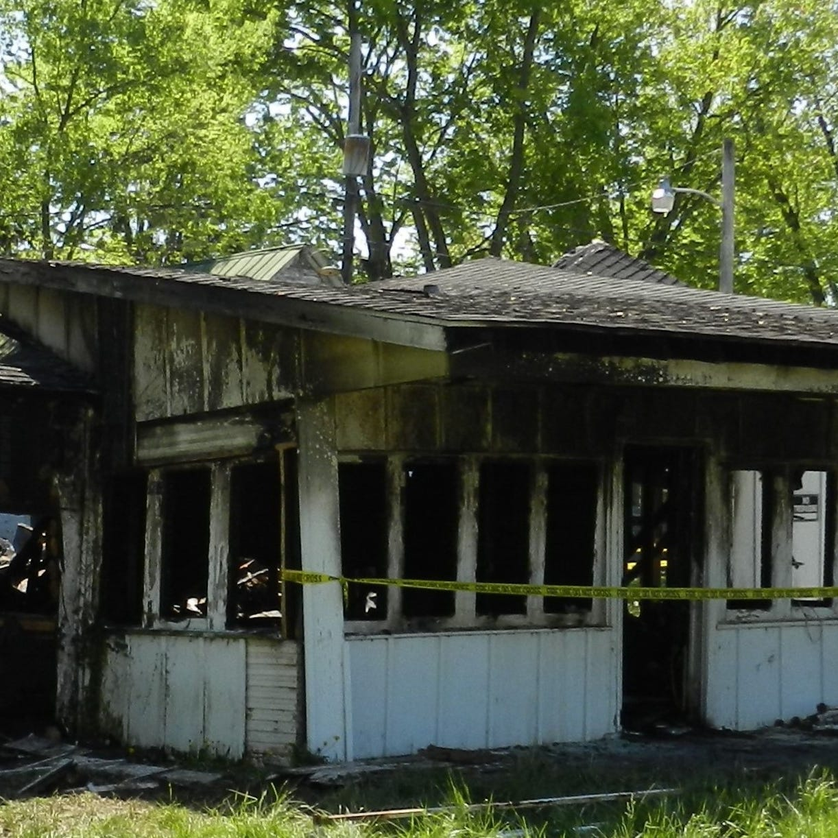 Thornville fire ruled an arson after samples prove accelerant was used