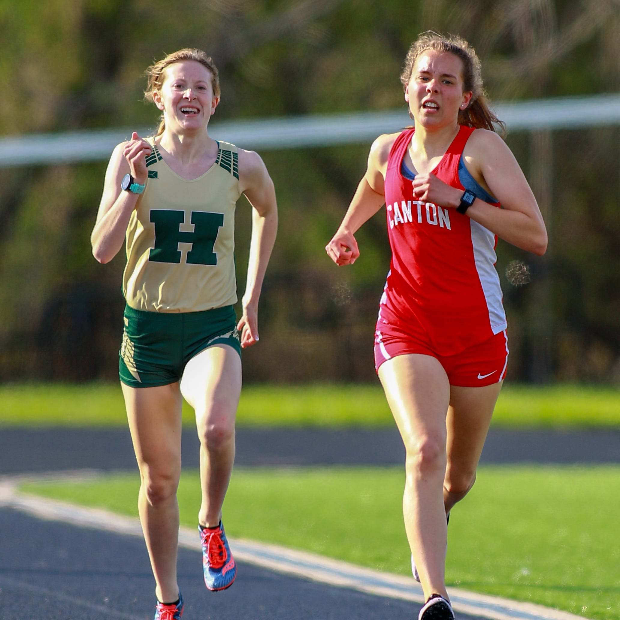 Record-setting Howell runner has tried nearly every track event
