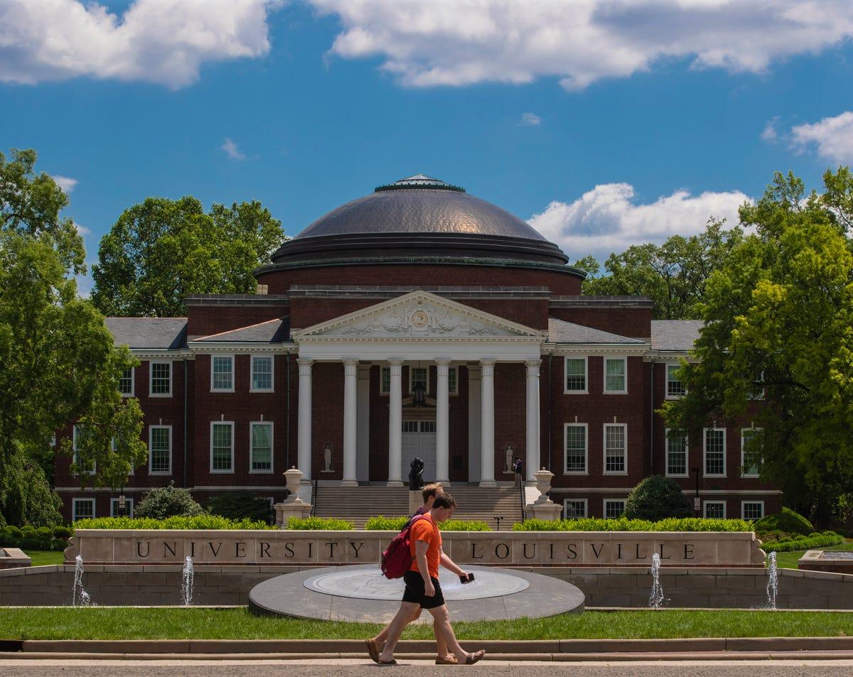 University of Louisville staff face salary woes, minimal raises