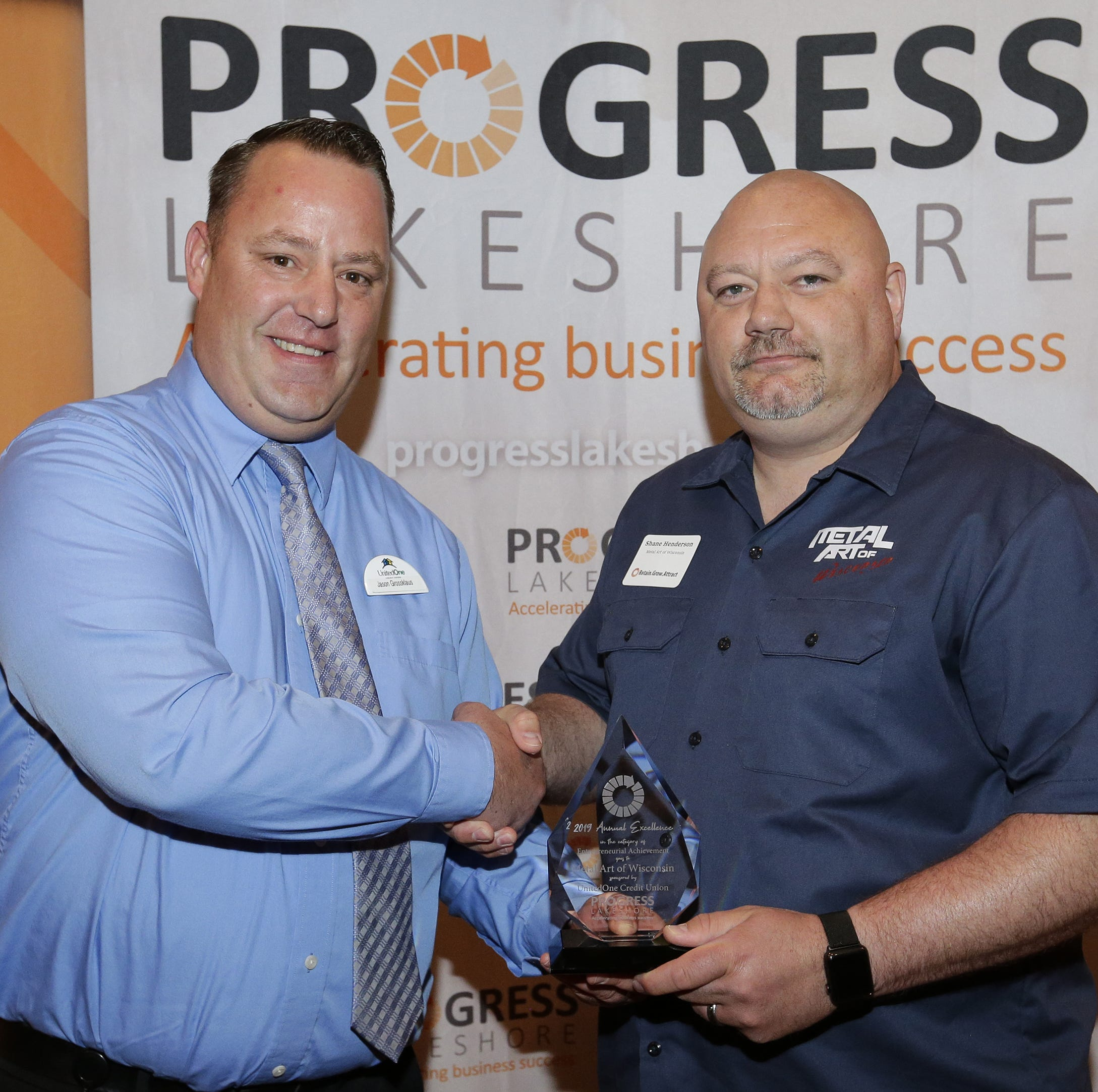 Manitowoc's Progress Lakeshore names 2019 economic development award winners