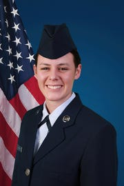 U.S. Air Force National Guard Airman Alexis N. Arnold