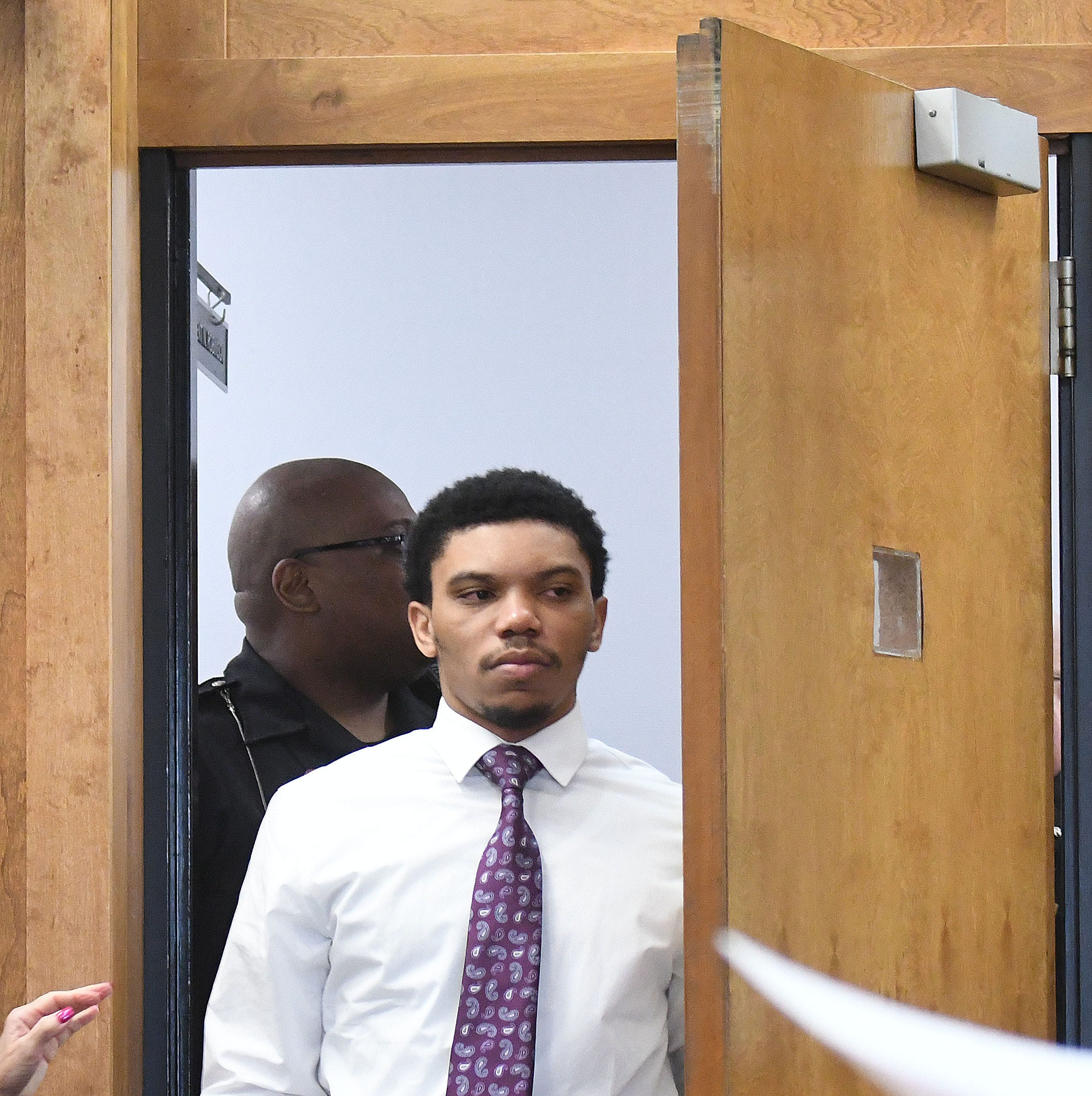 Key witness takes stand on third day of murder trial
