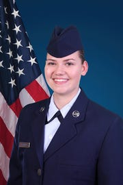 U.S. Air Force National Guard Airman Alexandria M. Raynard