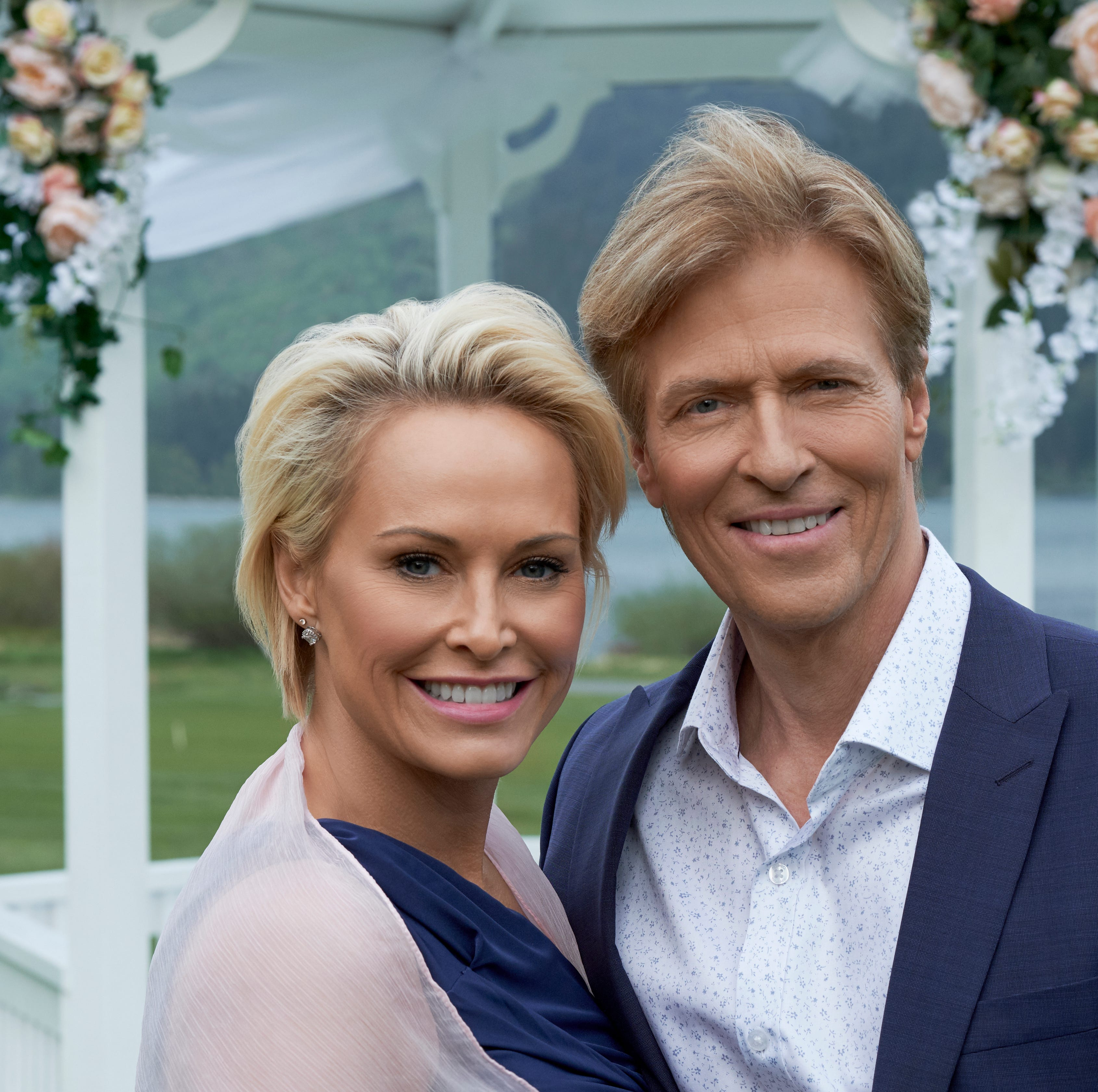 'He seemed just like us.' Jack Wagner wows fans at Hallmark Channel event at Graceland
