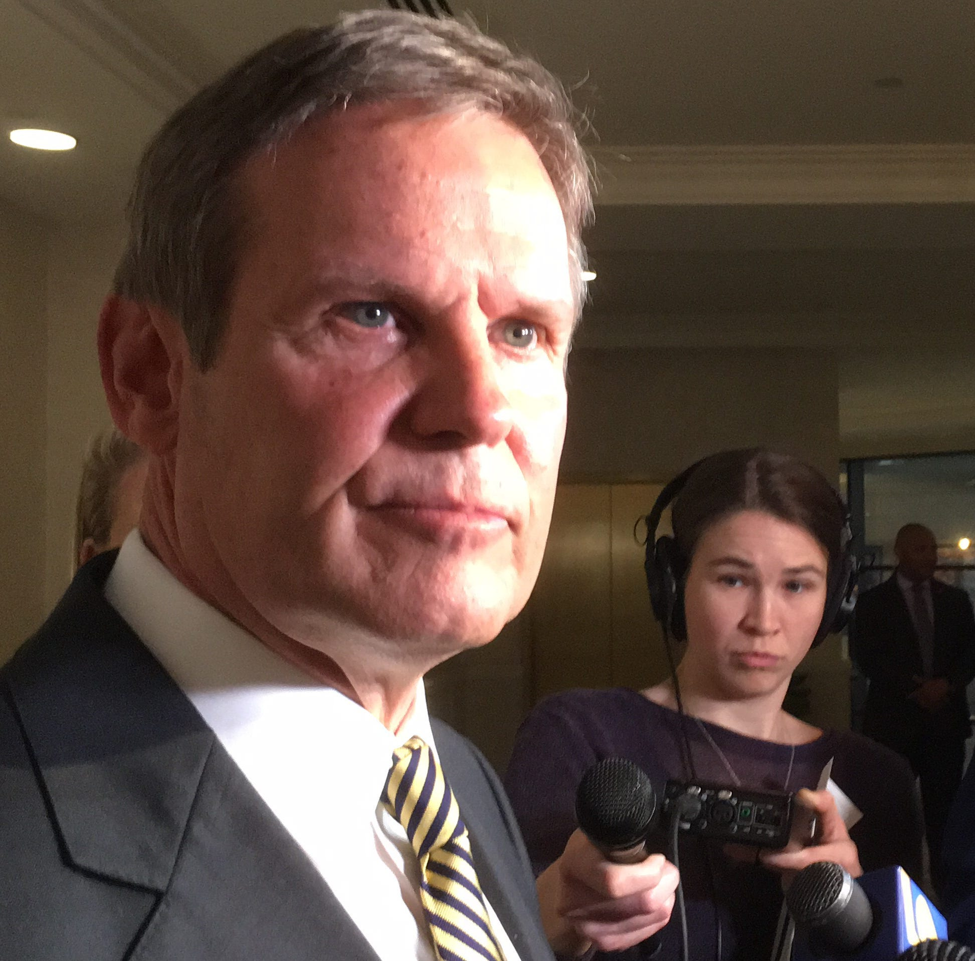 Gov. Bill Lee discusses fate of Donnie Johnson, set to be executed Thursday