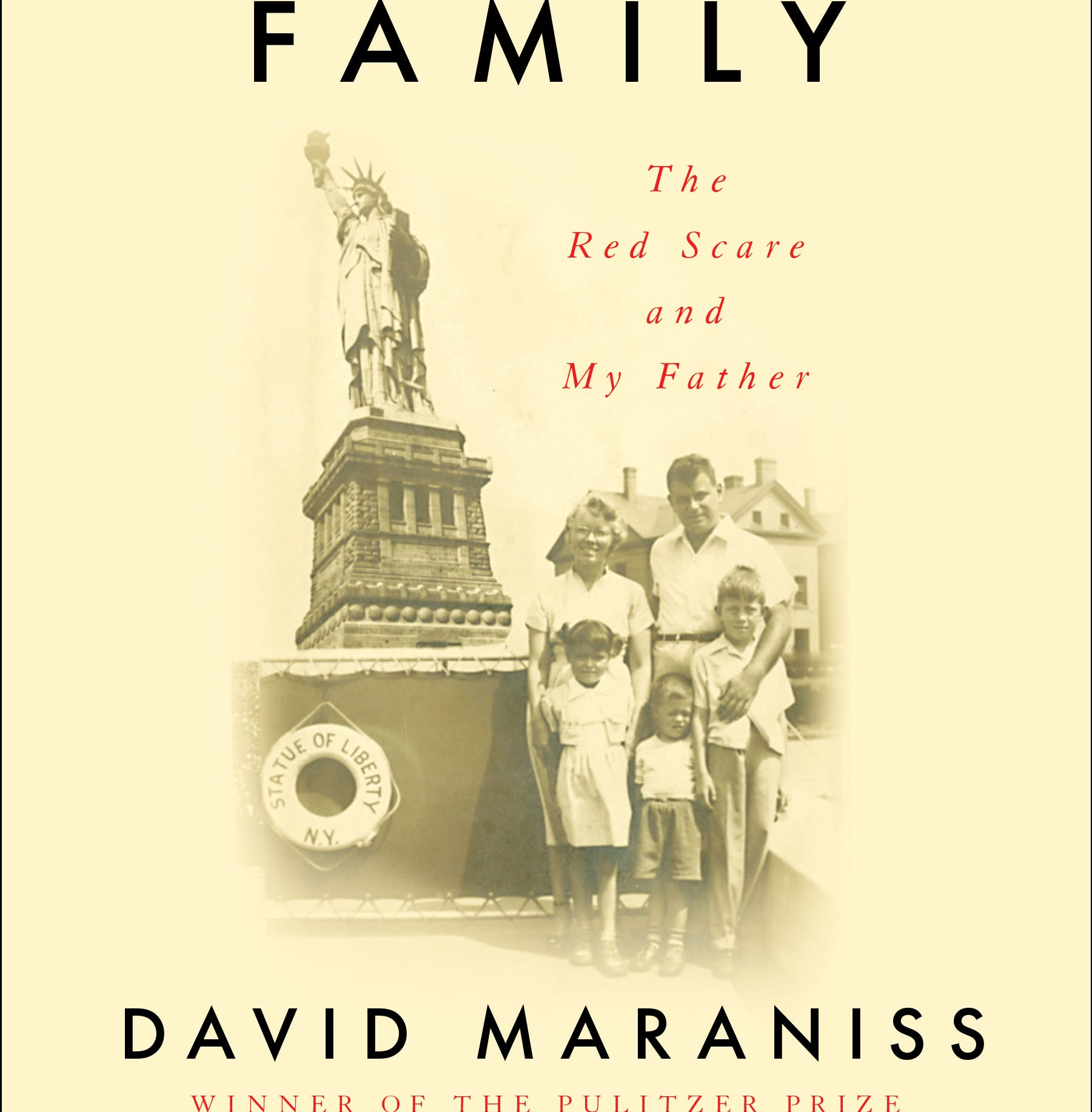 Q&A with noted author David Maraniss, who wrote 'A Good American Family'