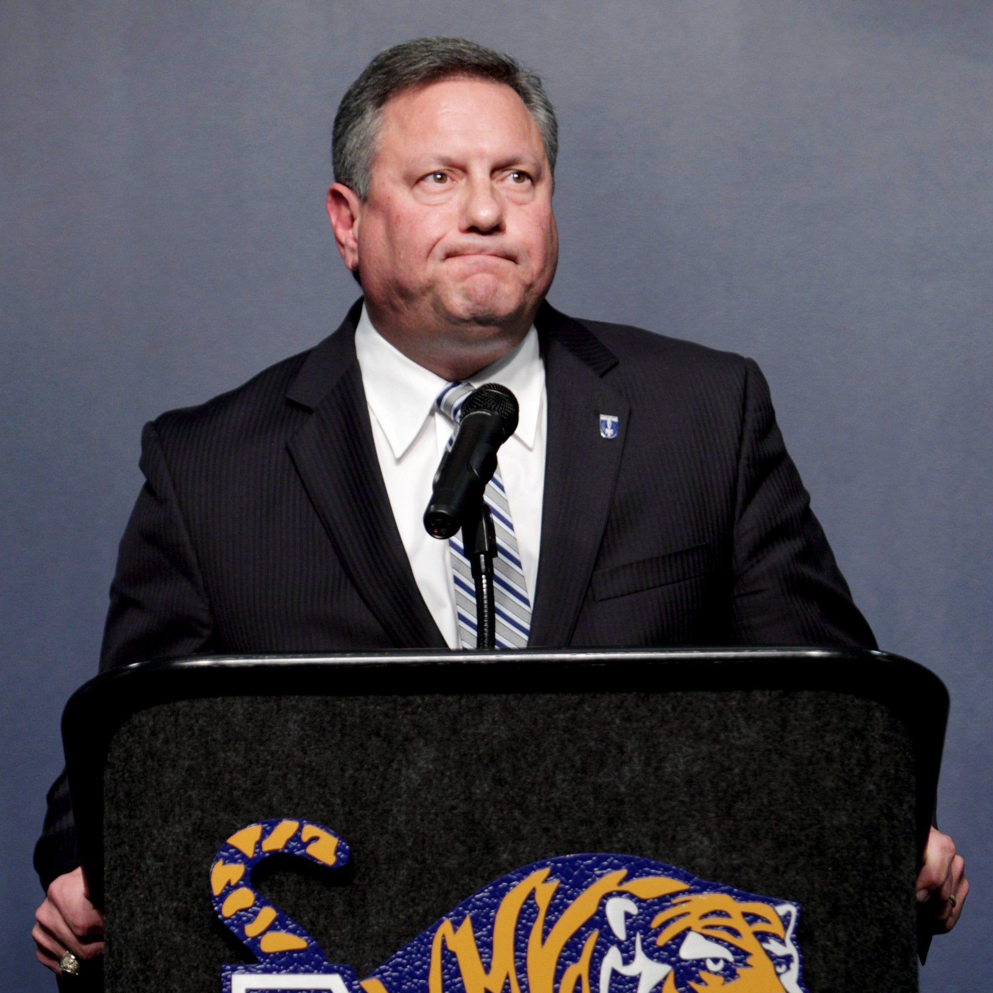 University of Memphis releases unredacted letter alleging unprofessional behavior by former AD Tom Bowen