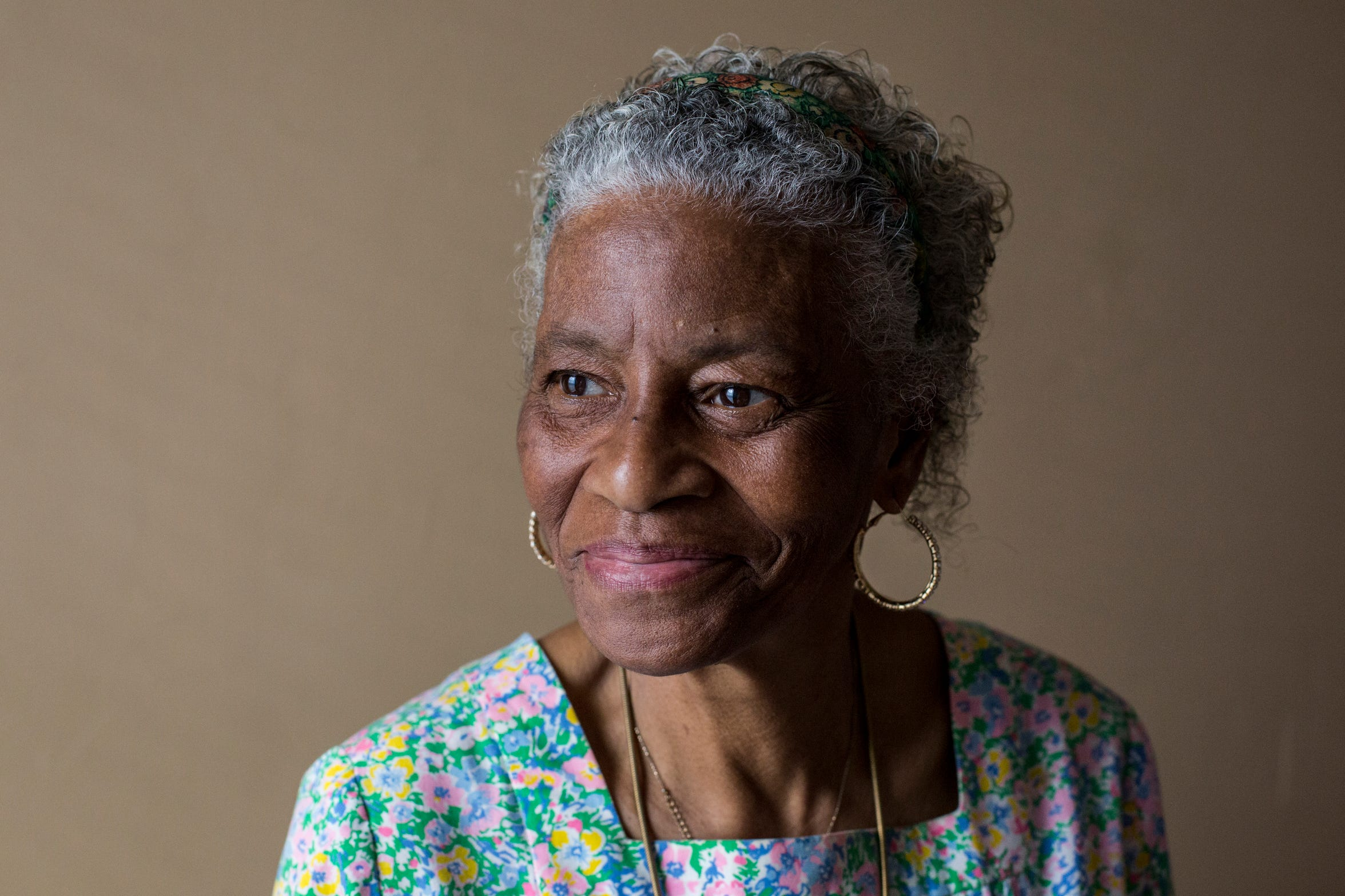 Everlena Yarbrough, 74, has been a resident of Soulsville for 42 years.
