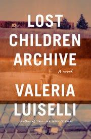 Lost Children Archive. By Valeria Luiselli.