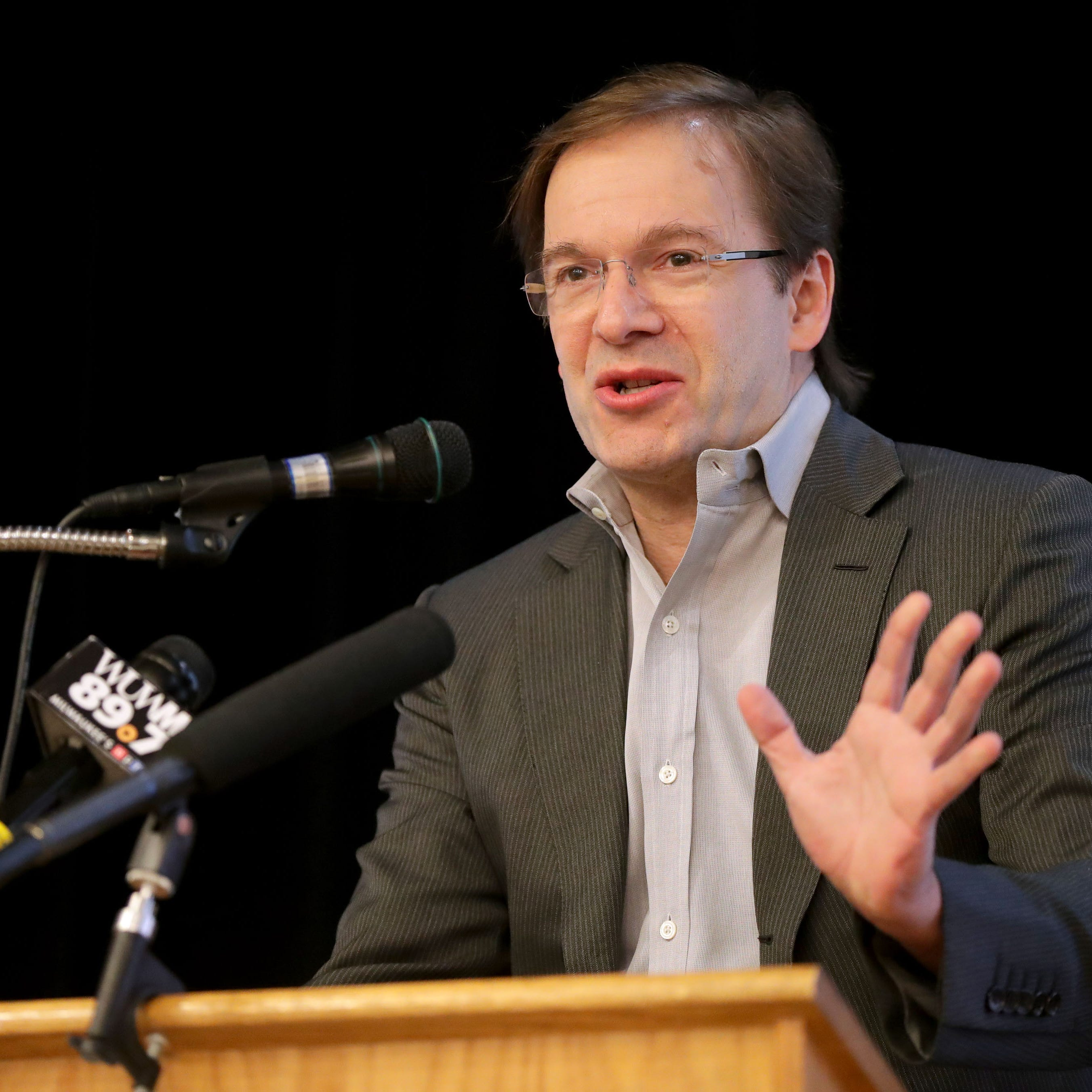 Chris Abele is running for re-election as Milwaukee County exec. Will he face a challenger?