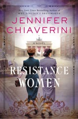 Resistance Women. By Jennifer Chiaverini.