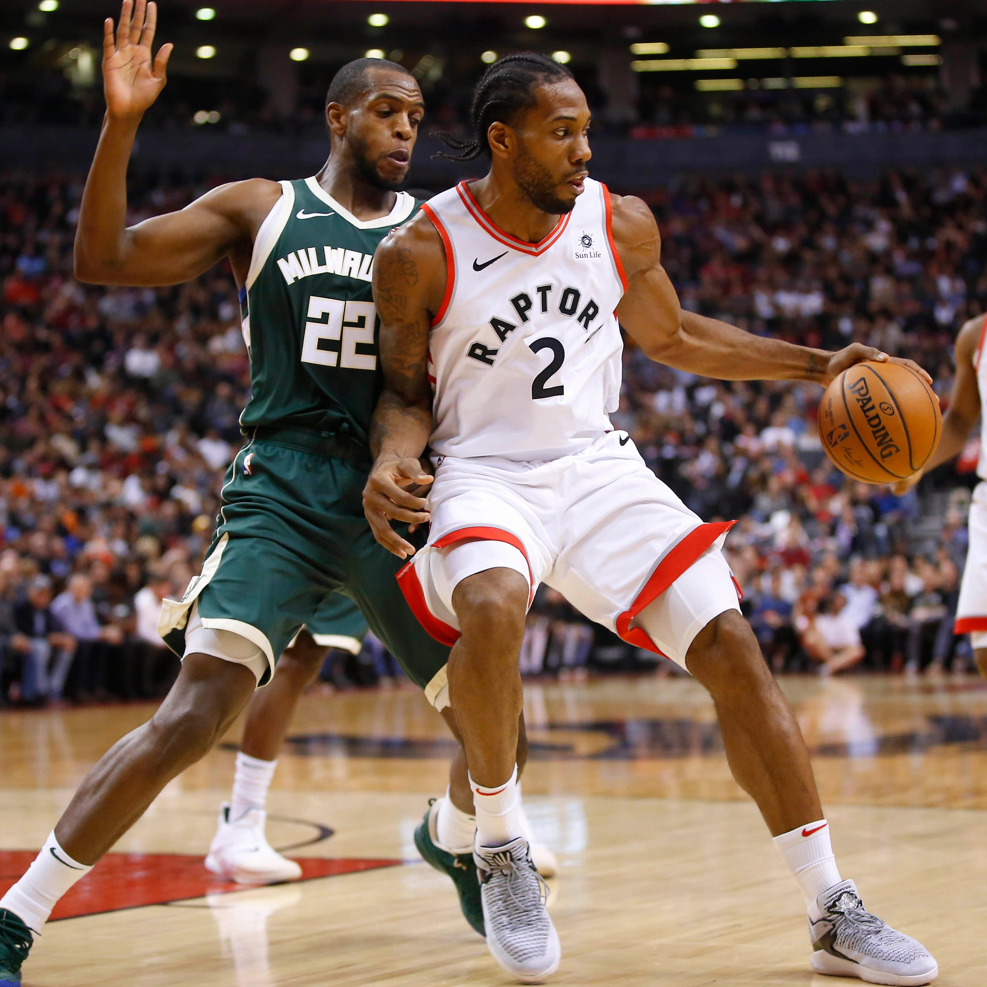 How can Bucks stop Kawhi Leonard? It starts with Khris Middleton, some help and then hope