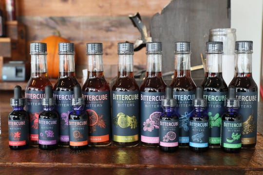 Bittercube's small-batch bitters come in a wide range of flavors.