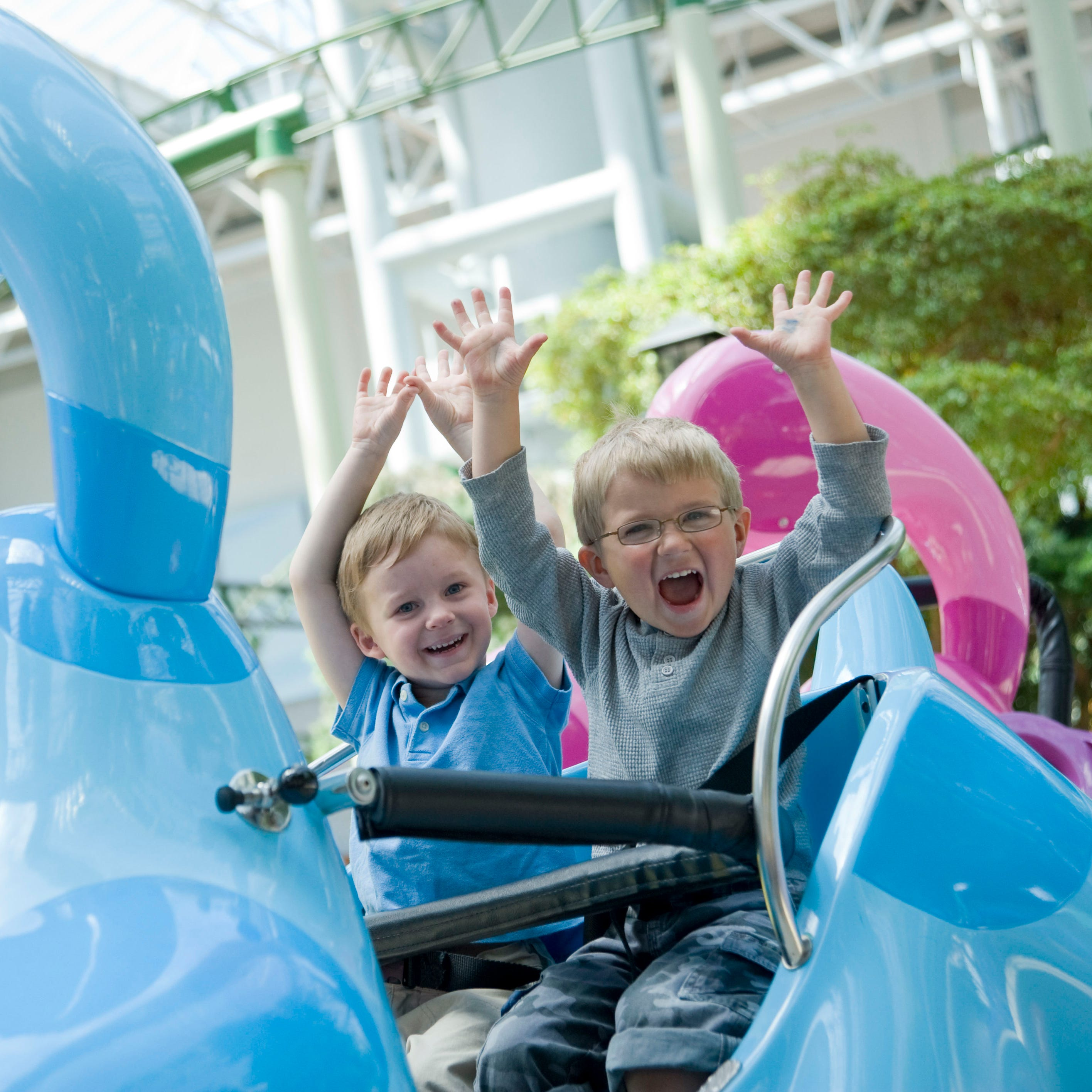 Mall of America's amusement park becomes Minnesota's first certified autism center