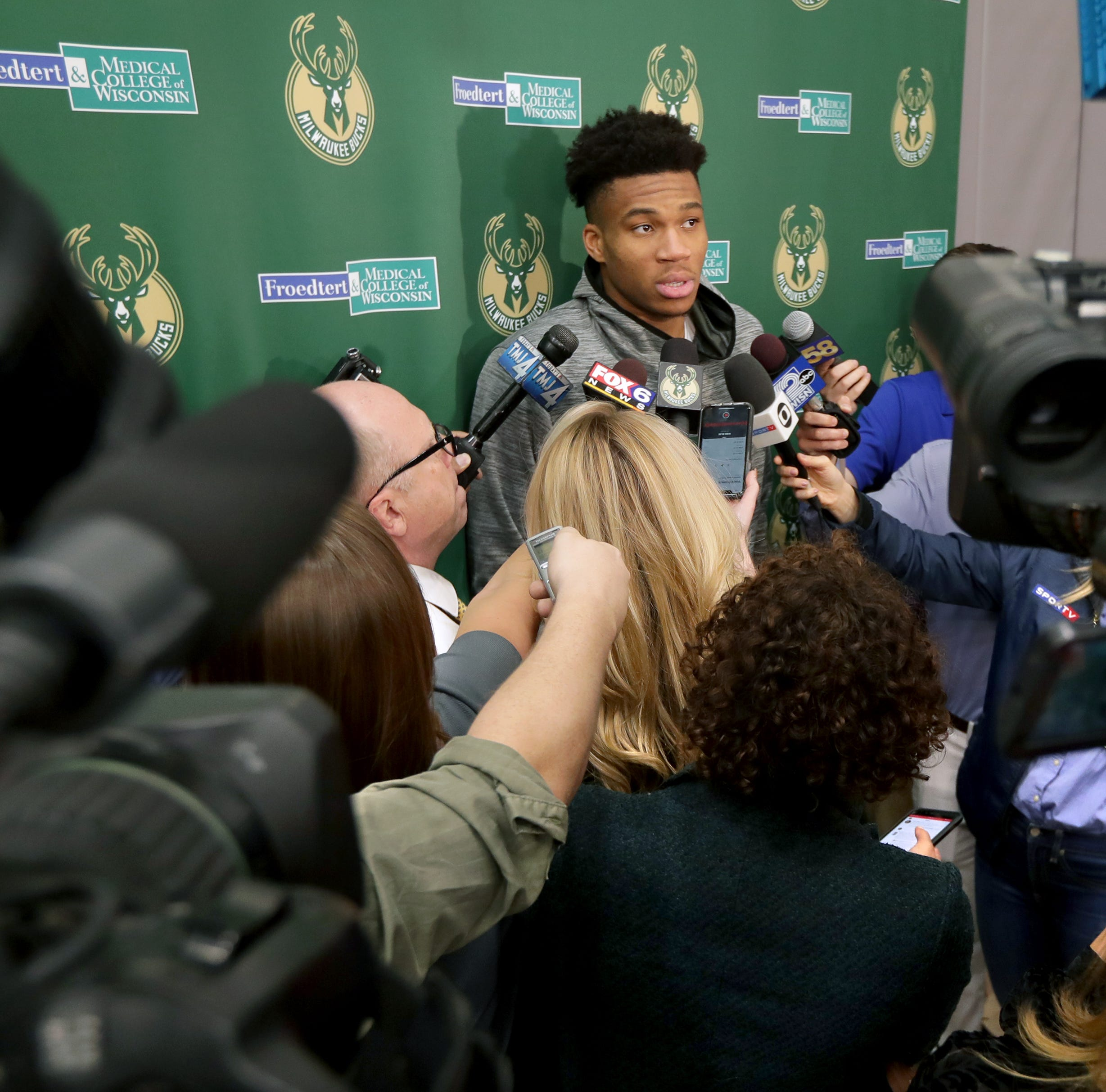 Bucks say they're ready to play after another long break
