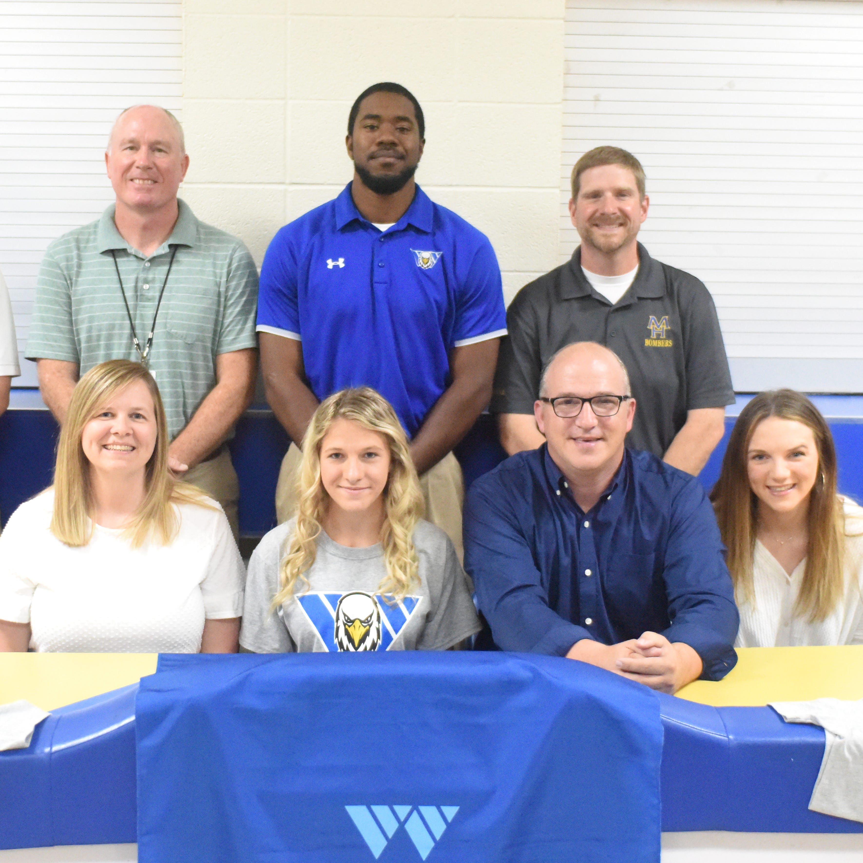 MH's Daniel to run track, cross country at Williams Baptist