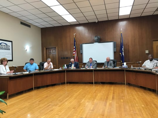 The Ouachita Parish School Board on Tuesday agreed to partner with a local church to house Boley Elementary students until a new school can be built.