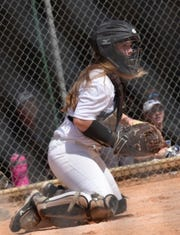 Prattville Christian catcher Kathryn Fallen leads the Panthers with a .520 average with 10 home runs and 53 RBIs.
