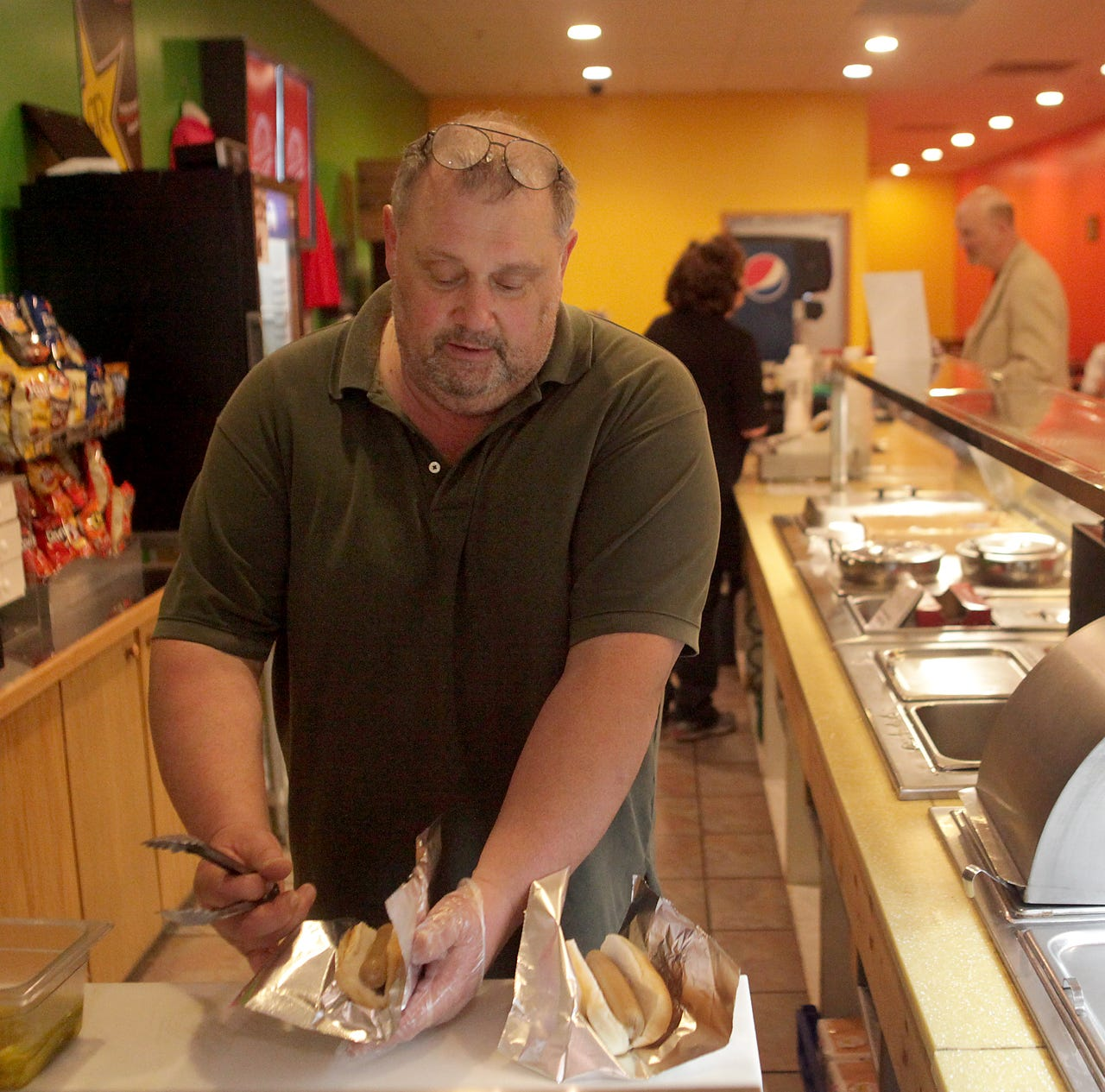 'Hot Dog Man' Mark Carter's following was about more than the food