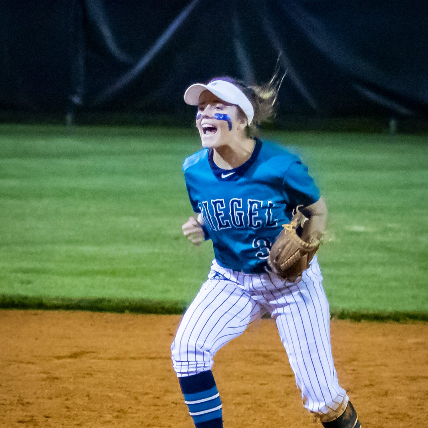 Revenge-minded Siegel softball team not haunted by last season's ghosts