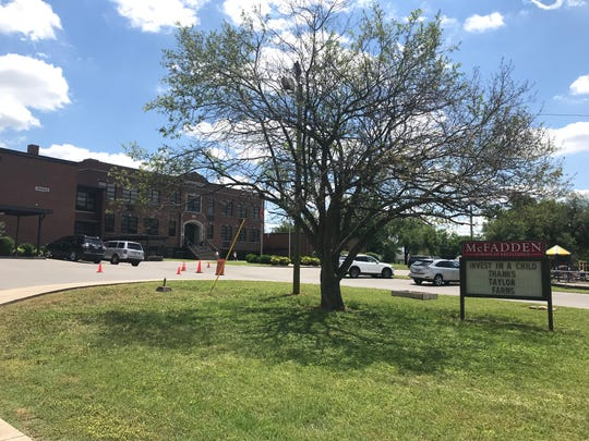 Parents are upset over an assignment at McFadden School of Excellence that required students to do the Nazi salute.