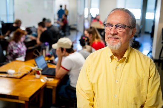 John Wark founded Nashville Software School in 2012 and prepares students for tech entry-level jobs.