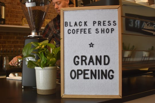 Black Press Coffee Shop opened its second location at 106 Public Square in Gallatin on May 1.