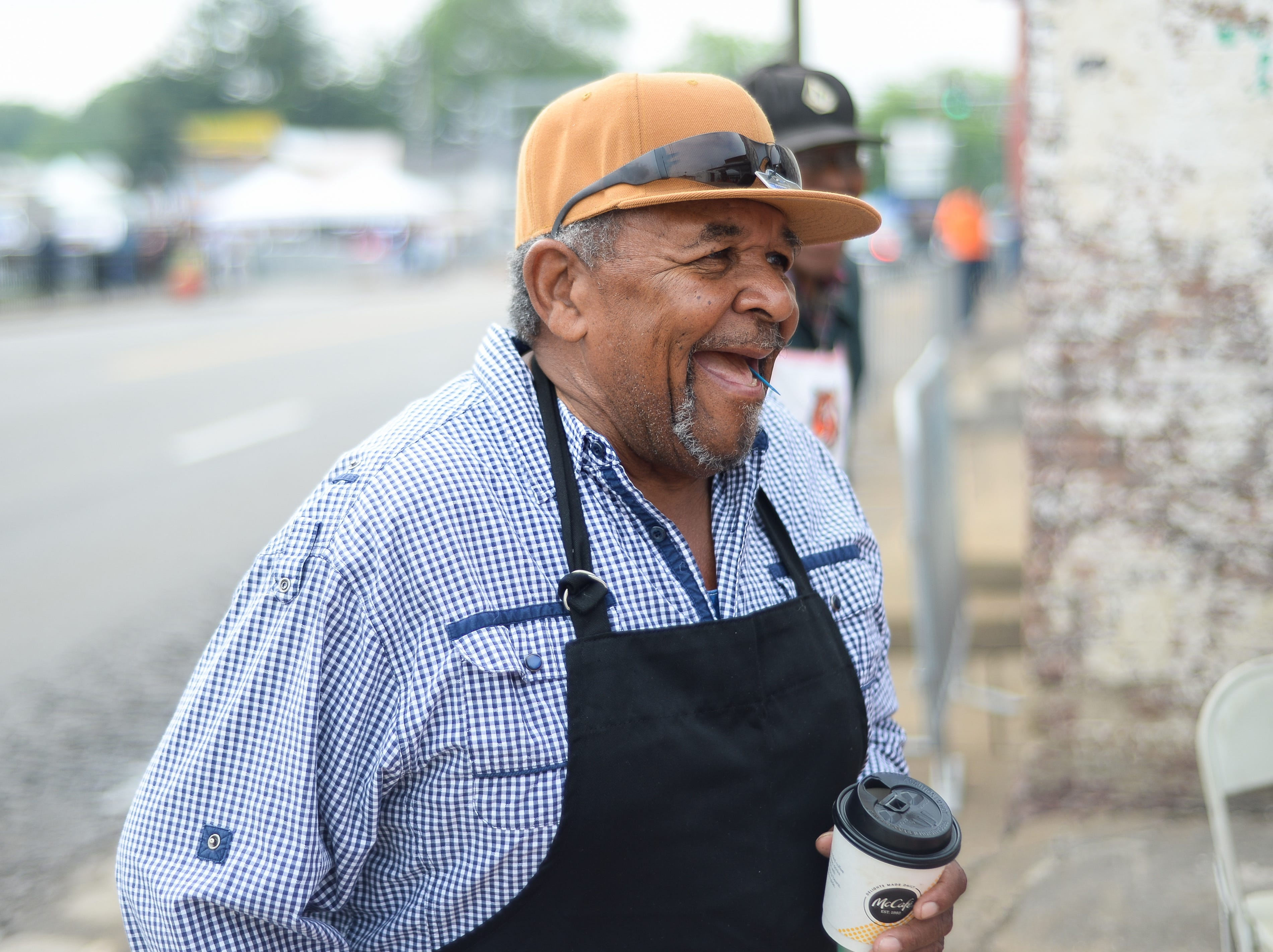 New Hope Baptist Church offered delicious food during the 78th Annual Middle Tennessee Strawberry Festival presented by the Portland Chamber of Commerce in Portland on Saturday, May 11.