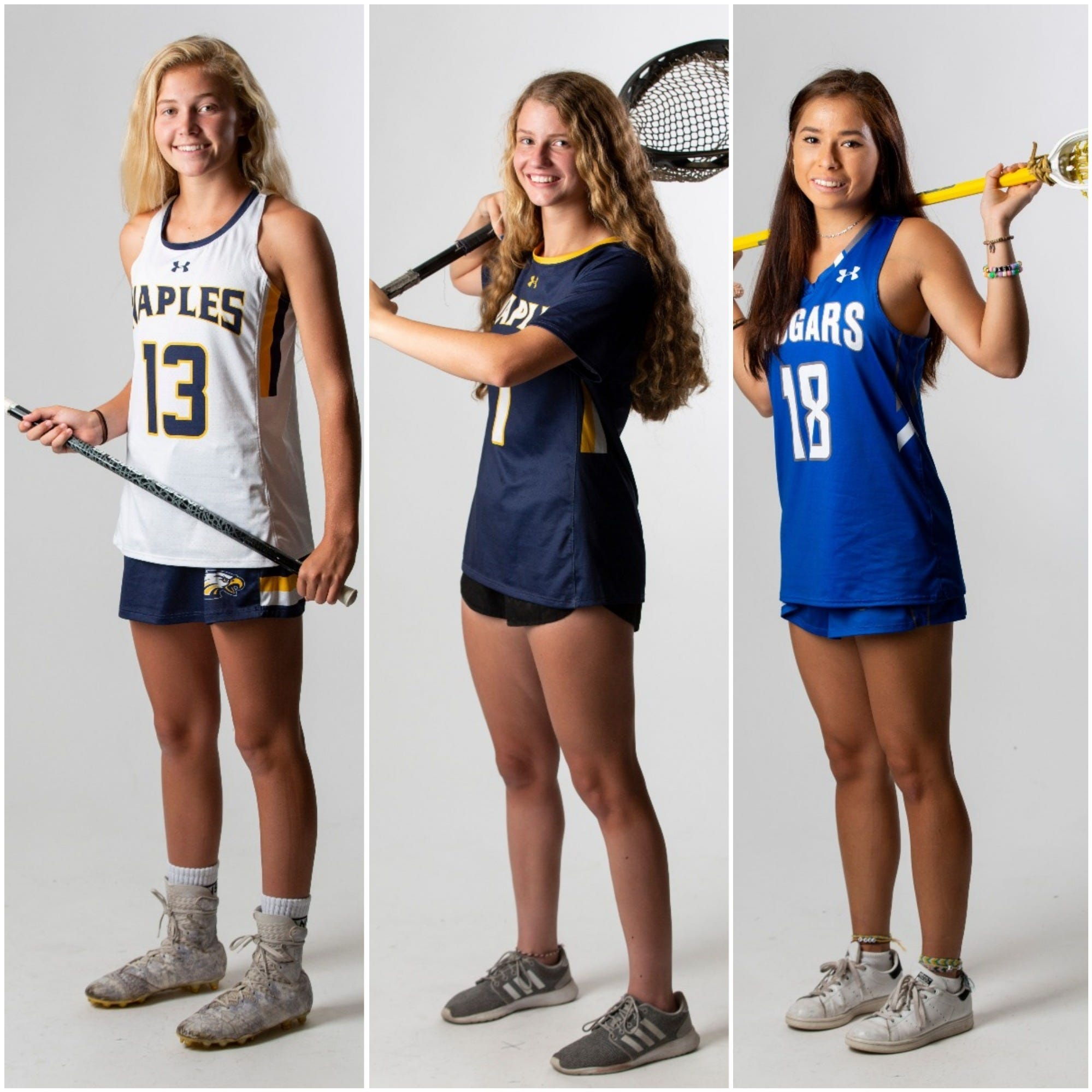 Naples Daily News 2019 Girls Lacrosse All-Area Team