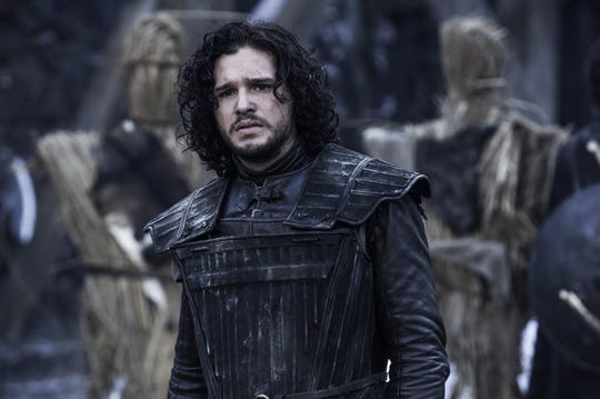 """Game of Thrones"" Kit Harington. as Jon Snow, Season 4"