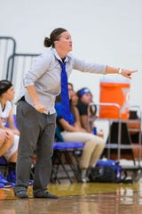 Former Centennial head coach and Las Cruces High assistant Lori Selby was named the LCHS head girls basketball coach, replacing Matt Abney.