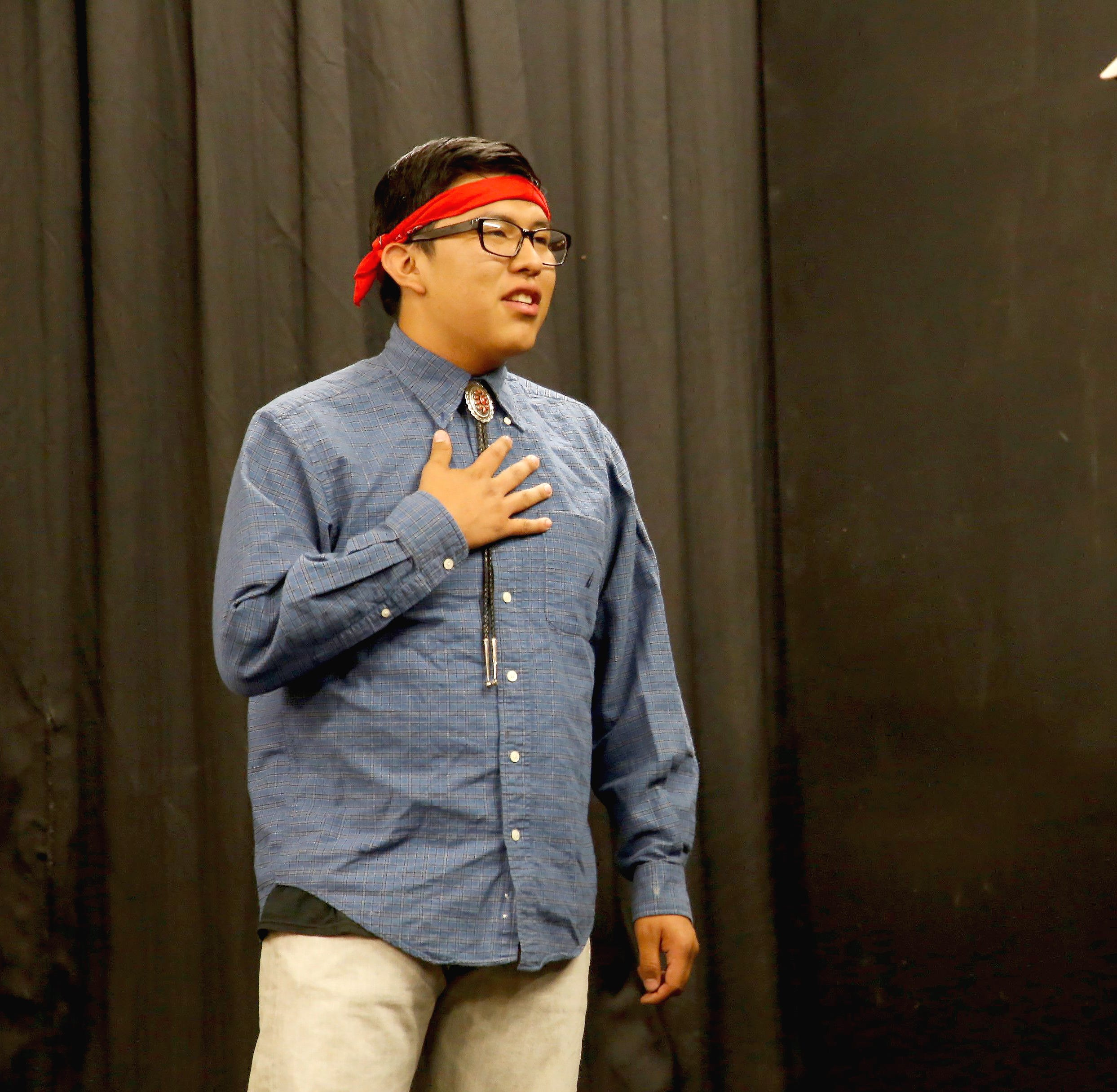 'Some of the most incredible kids': High school class brings theater to Newcomb