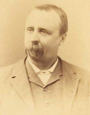 Newspaperman John Newman Edwards helped create the myth of Jesse James.