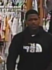 Bloomfield Township police are looking for this male.
