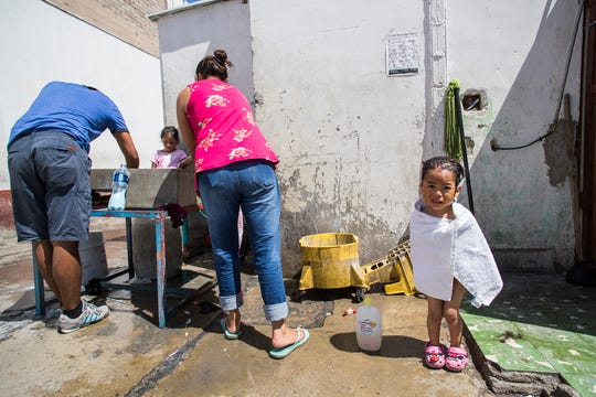 In recent months outbreaks of Chickenpox have broken out at migrant shelters in the city of Mexicali. Children are most vulnerable as they are not quarantined despite infection due to the lack of resources in the shelters and the health sector of the state of Baja California.